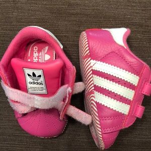 adidas shoes baby girl